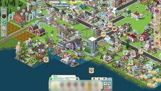 Old Facebook Games: Zynga's Cityville