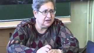 Софья Залмановна - лекция 3 - О смыслах сказки, мифов и народных игр