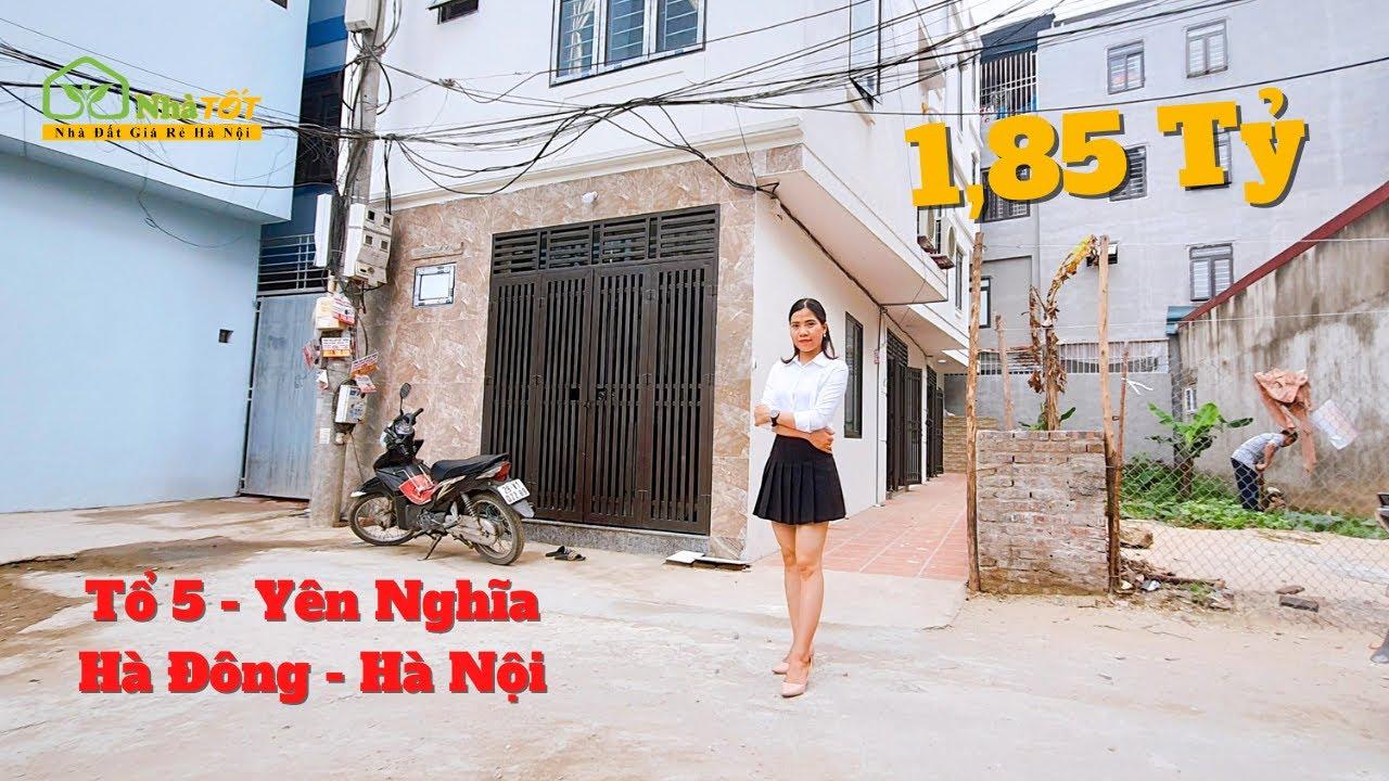 image Bán Nhà Tổ 5 Cạnh Bến Xe Yên Nghĩa, Hà Đông, Hà Nội | nhà TỐT
