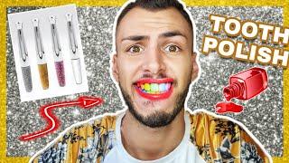 Μανό για τα δόντια | Tsede The Real