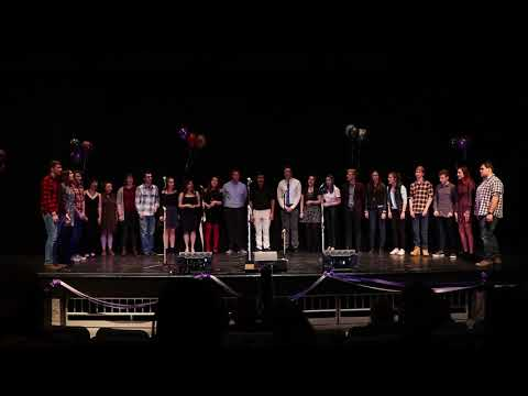 College Choir (Muhlenberg College) - I Am The Great Sun