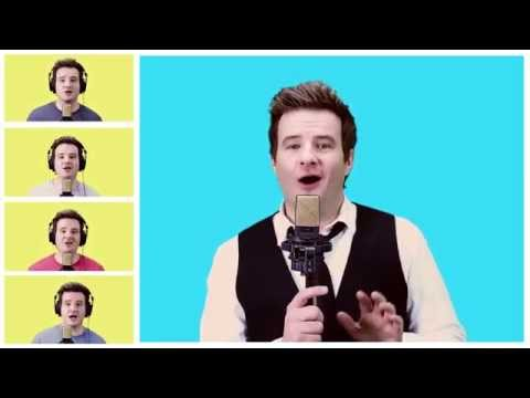 Rude - MAGIC! Jared Halley - A cappella Cover