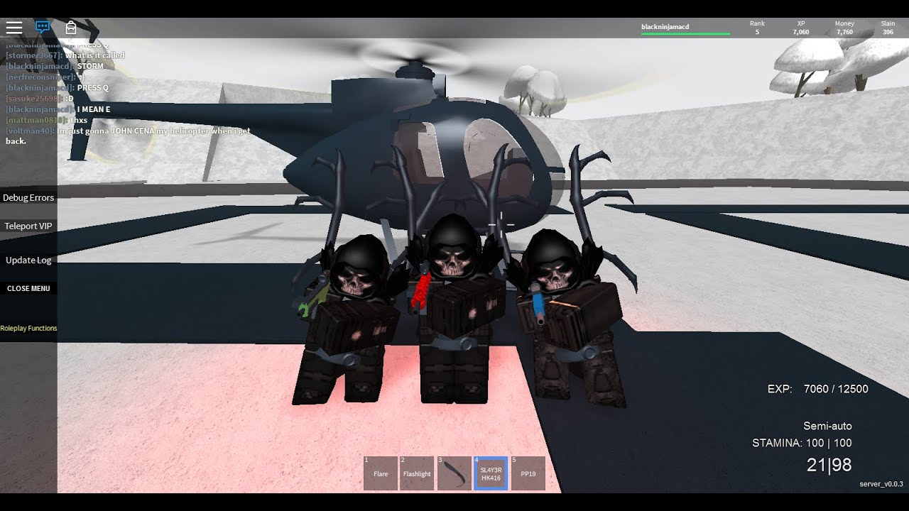 How To Get Stars In Roblox Blackhawk Rescue Mission