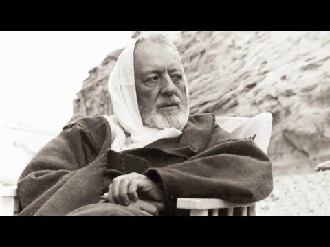 The Waste Land (TS Eliot) read by Alec Guinness