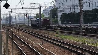 ◆JR FREIGHT EF210桃太郎  東海道本線 JR吹田駅◆