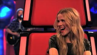 Ilse DeLange ♥ funny moments on TV!
