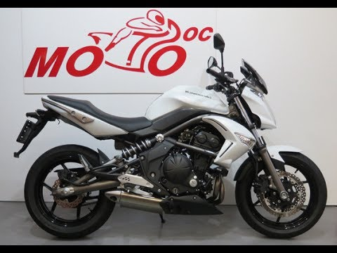 Kawasaki Er6n 2010 Occasion Achat Ventereprise Rachat Moto D