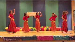 Nepali Mix Songs Group Dance~BYC Cultural Program 2015