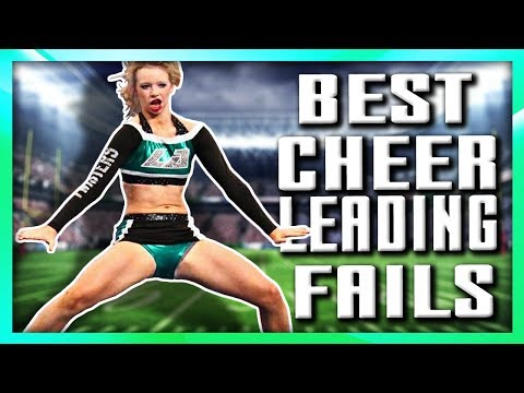 """Best CHEERLEADING Fails Compilation 