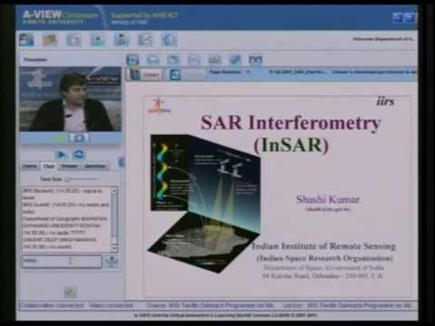 SAR Interferometry