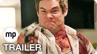 Game Over, Man! Trailer German Deutsch (2018) Netflix Film