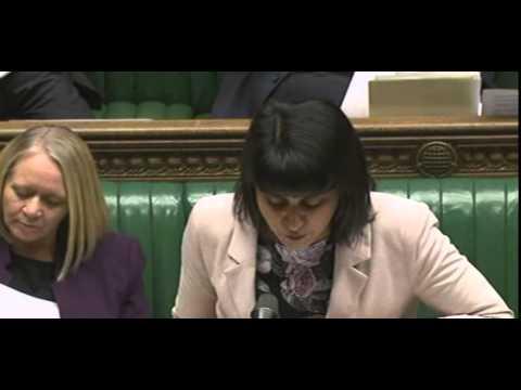 Shabana Mahmood MP speaks in tax avoidance debate