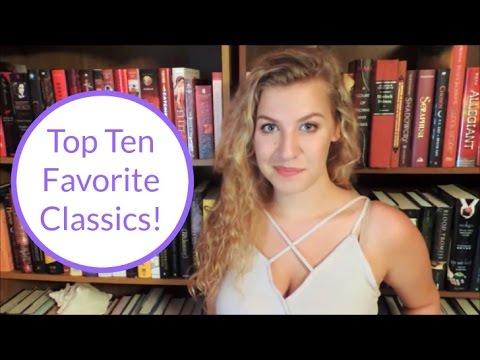 Top 10 Favorite Classics