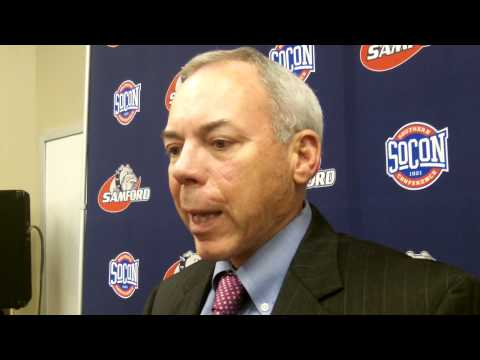Samford Head Football Coach Pat Sullivan Signing Day Interview