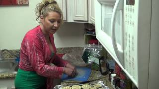 Healthy Cooking: Eggplant Parmesan From Real Hollywood Trainer Nutrition Videos #diet