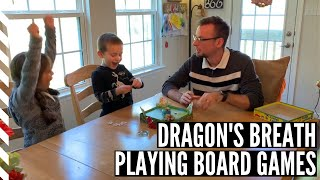 Fun Family Things - Dragon's Breath Board Game Review
