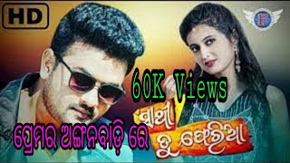 Premar angan badire //new odia song //sathi Tu pheria //new film release song //full mp3