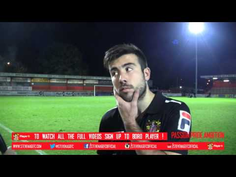Post-Portsmouth FA Cup Interviews - Dino, Heslop, Doughty & Zoko