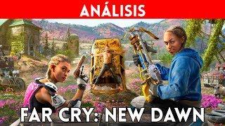 ANÁLISIS FAR CRY: NEW DAWN (PS4, Xbox One, PC) El APOCALIPSIS de UBISOFT