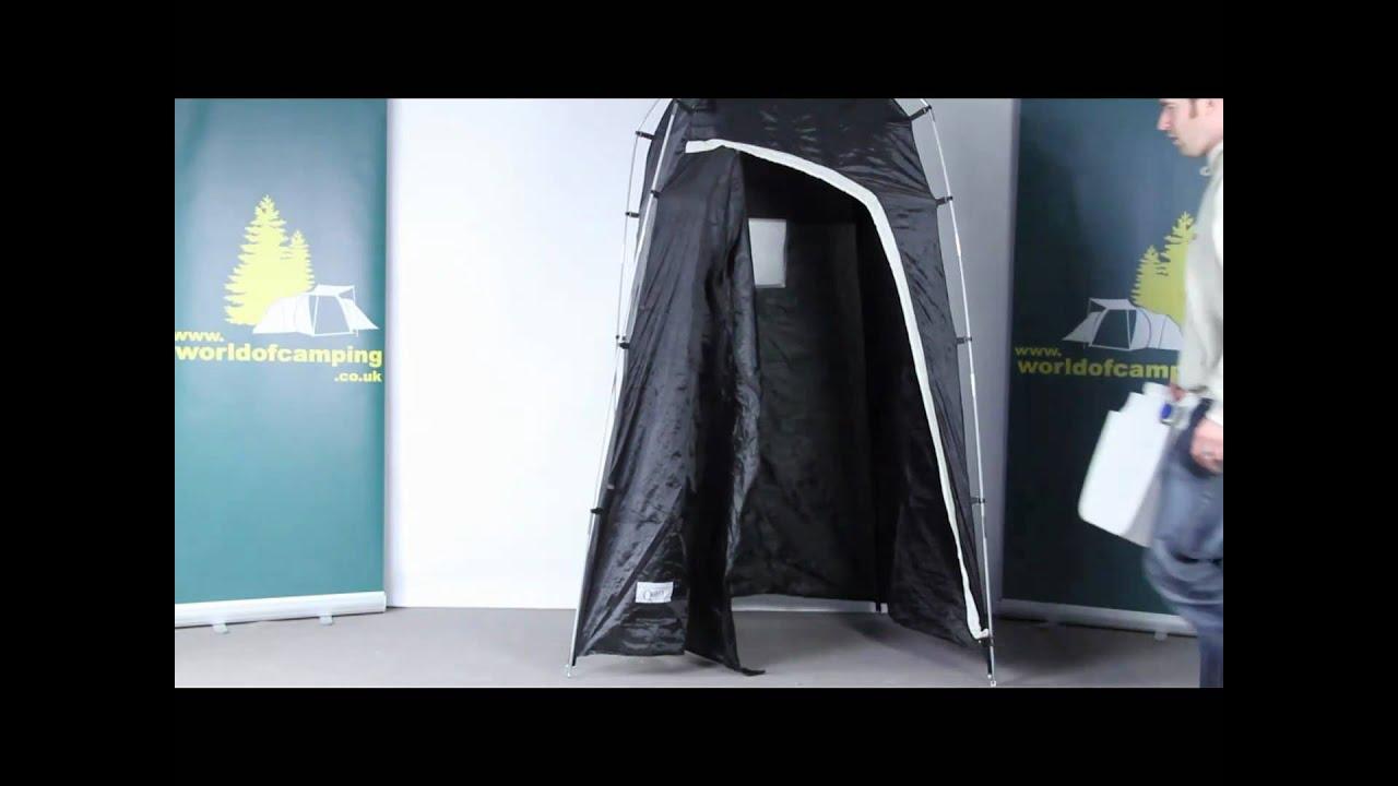 Quest toilet tent & Quest toilet tent - YouTube