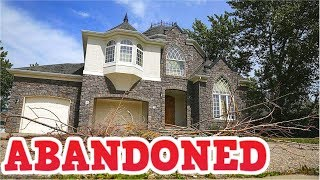 Exploring Abandoned Mansion (Its All Here)