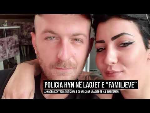"""Shkodër, policia hyn në lagjet e """"familjeve""""  - Top Channel Albania - News - Lajme"""
