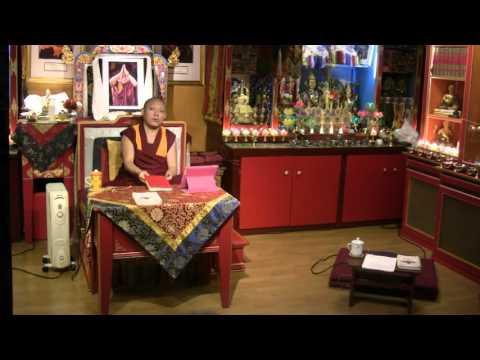 Awarenesses and Knowers(4/6/2016) with Geshe Ngawang Tenley