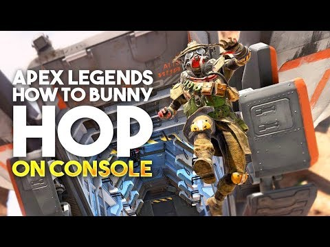 how to Bhop or Bunny hop on console [Apex Legends|Tips and Trick]