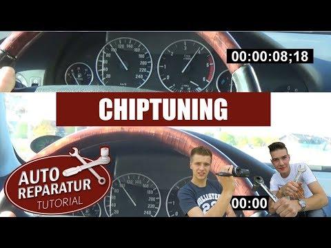 CHIPTUNING | Mehr Leistung, weniger Kraftstoff ? |  DTE Systems TEST | Auto Tutorial