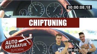 CHIPTUNING | Mehr Leistung, weniger Kraftstoff ? | DTE Systems Box TEST