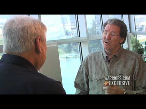 Don Nelson Interview With Jim Barnett - Pt. 1