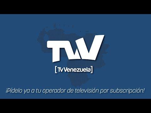 SEÑAL EN VIVO | TVVENEZUELA