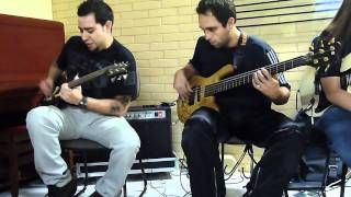 Workshop Heart of a Hero - Jam - Rafael Bianzeno, Rafael Nery and R.R.
