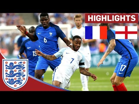 Download France 3-2 England (2017 Friendly) | Official Highlights Images