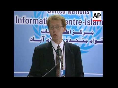 "UN calls quake ""unprecedented disaster"""