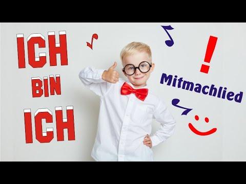 ICH bin ICH -Lernvideo (die Mitmachbewegungen) / Musik und Konzerte für STARKE Kinder