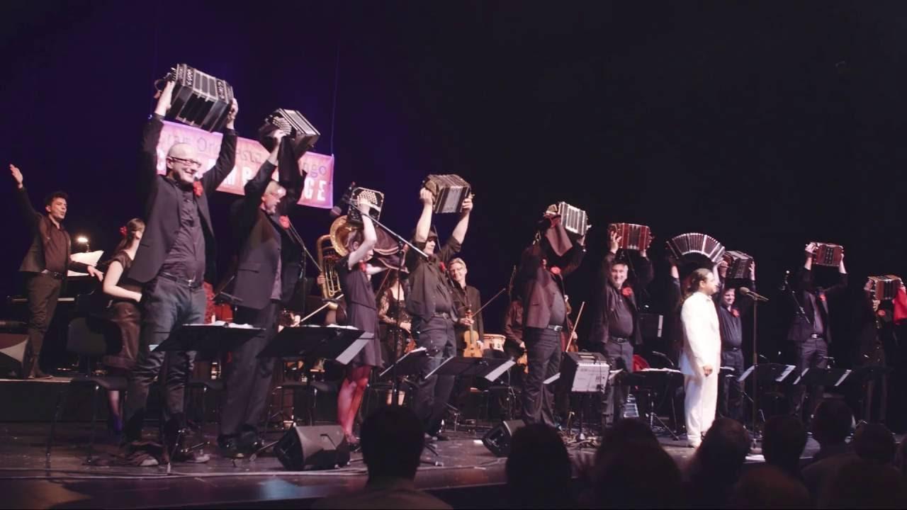 Gran Orquesta de Tango Carambolage