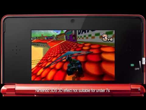 Mario Kart 7 At Toys R Us