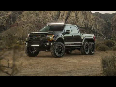 2018 ford raptor 6x6. contemporary raptor hennessey debuted the 2018 ford raptor 6x6 inside ford raptor e