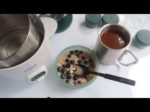 cooking-breakfast-in-my-car---dash-mini-rice-cooker---van,-rv,-dorm,-travel-cooking