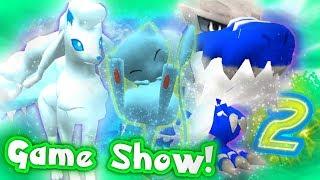 Minecraft Pixelmon Game Show! - Episode 2 - Minecraft Pokemon Mod