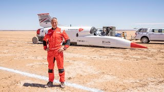Debrief of the 628mph run - why we overran by 28mph!