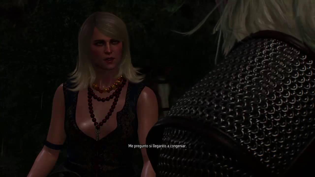 En busca de la esposa del Baron The Witcher 3  #7