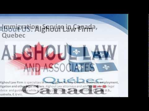 Winnipeg Immigration Consultant and lawyer in Canada
