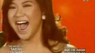 sarah geronimo, gary v.- a very special love