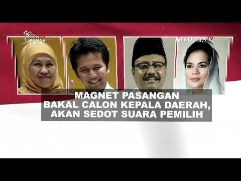 Komitmen Partai di Pilkada Jawa Timur 2018