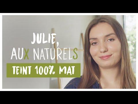 Les secrets d'un teint 100% mat ! Ep.02 - JULIE, AUX NATURELS   Yves Rocher
