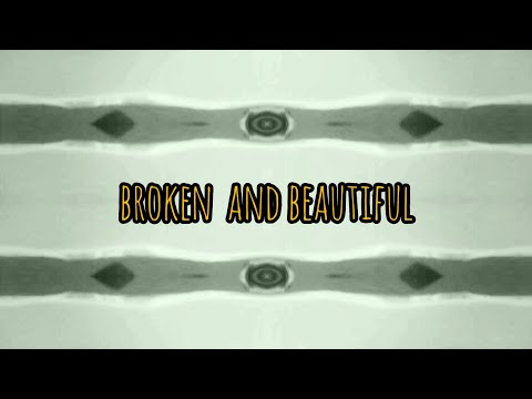 Kelly Clarkson - Broken & Beautiful (From The Movie Ugly Dolls) (Remix) (Abstract Video)
