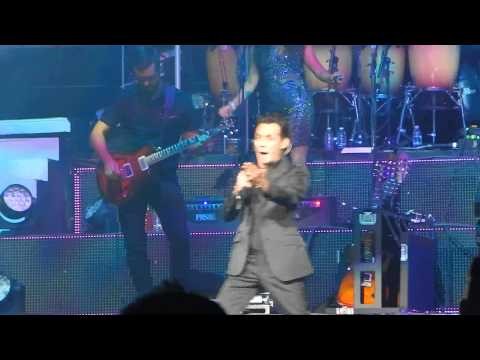 Marc Anthony- Abrazame Muy Fuerte (Cambio De Piel Tour 9/27/2014 @ Toyota Center in Houston Texas)