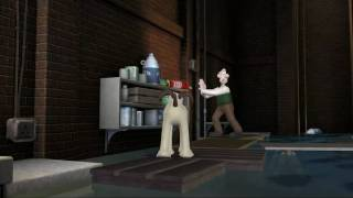 Wallace And Gromits Grand Adventures - The Last Resort - Intro Puzzle - 9600GT HD